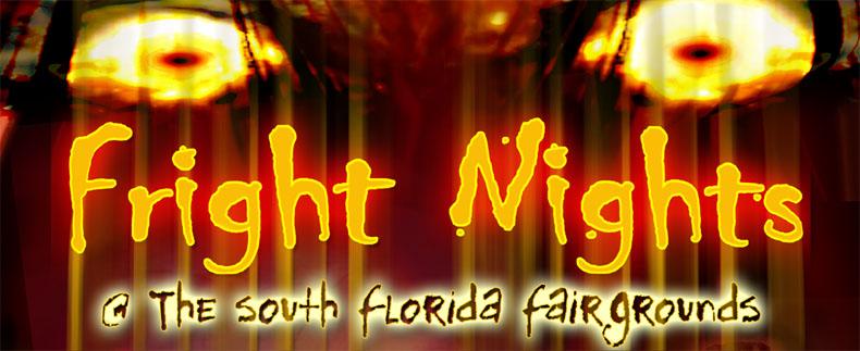 Fright Nights West Palm Beach Florida